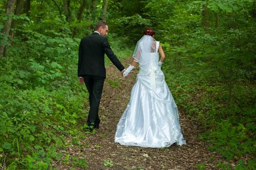 Hochzeit Brautpaar 1