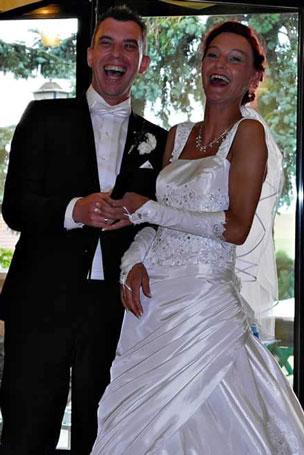 Hochzeit Brautpaar 2